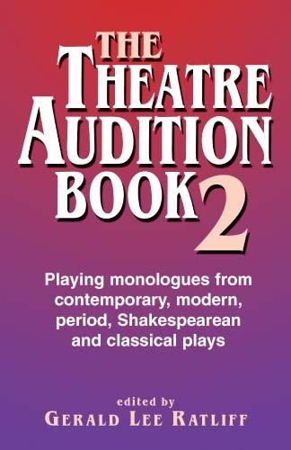 The theatre Audition Book 2