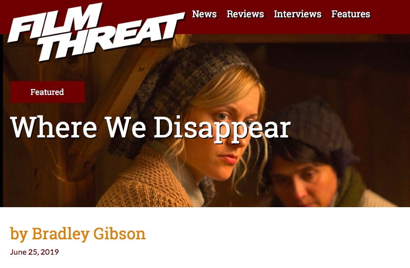 Where We Disappear Film Threat Review