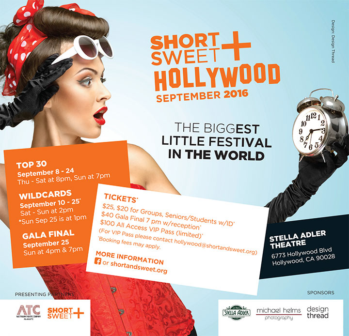 Short+Sweet Hollywood 2016